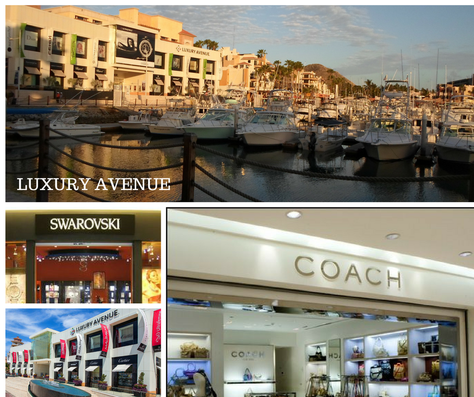 Luxury Avenue Los Cabos