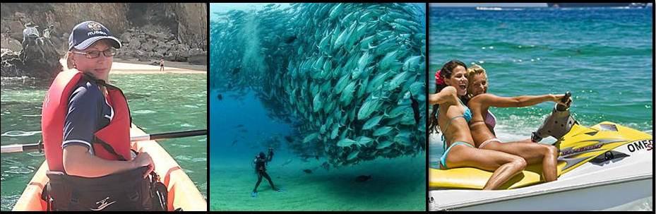 Actividades Acuaticas Los Cabos