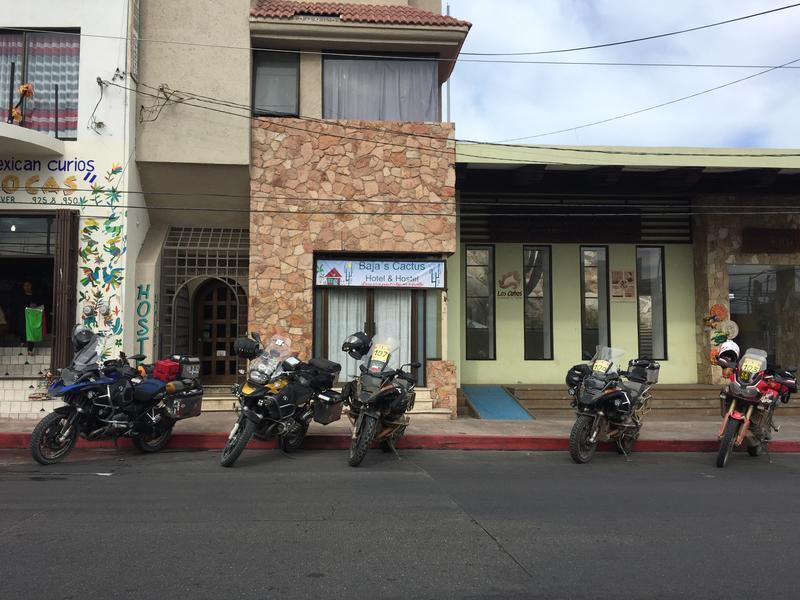 Hotel Baja Cactus Los Cabos