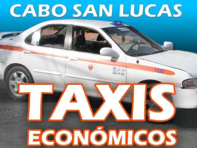 taxi barato los cabos